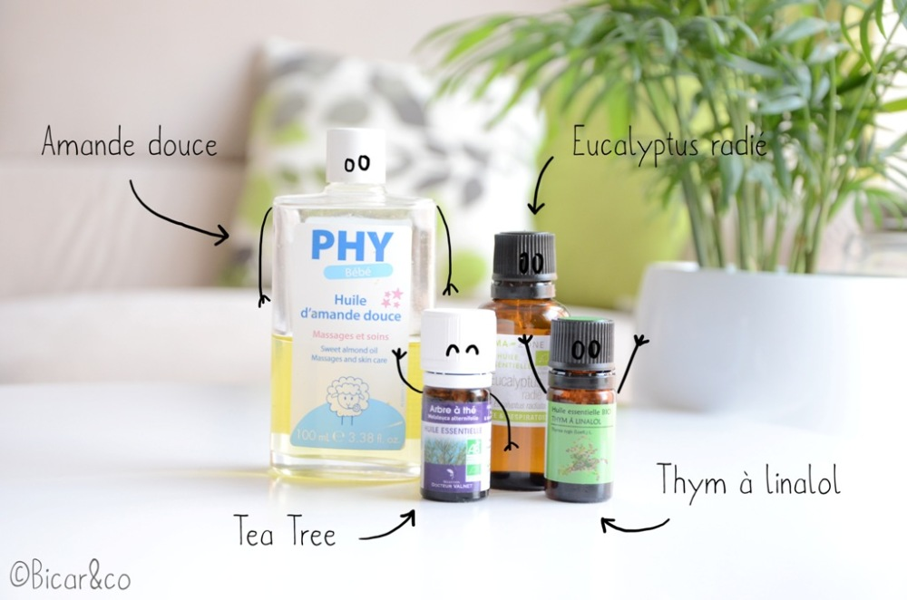 soigner rhume bébé au naturel