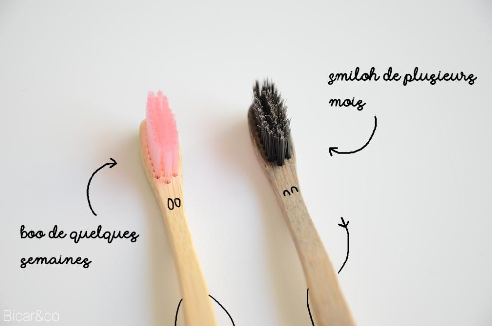 brosse à dents zéro déchet