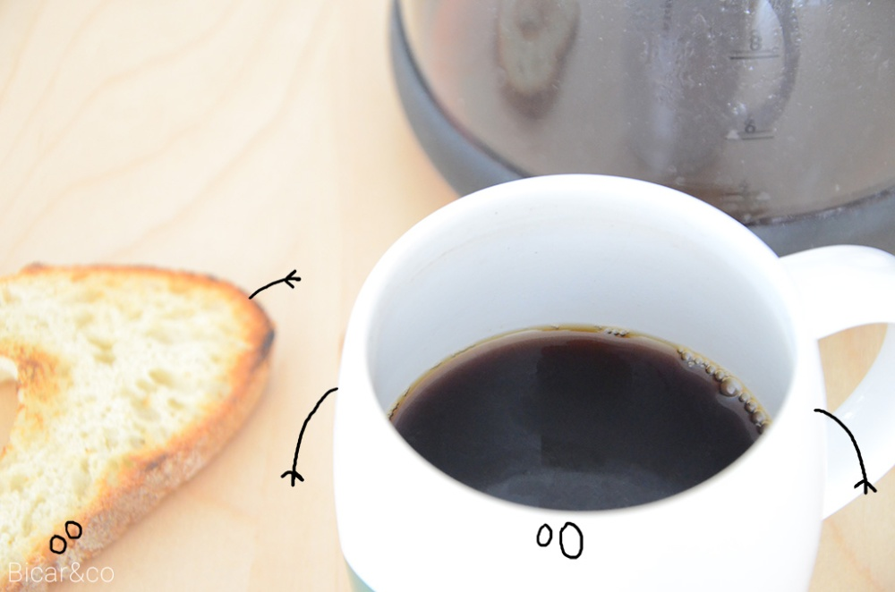 astuces marc de café