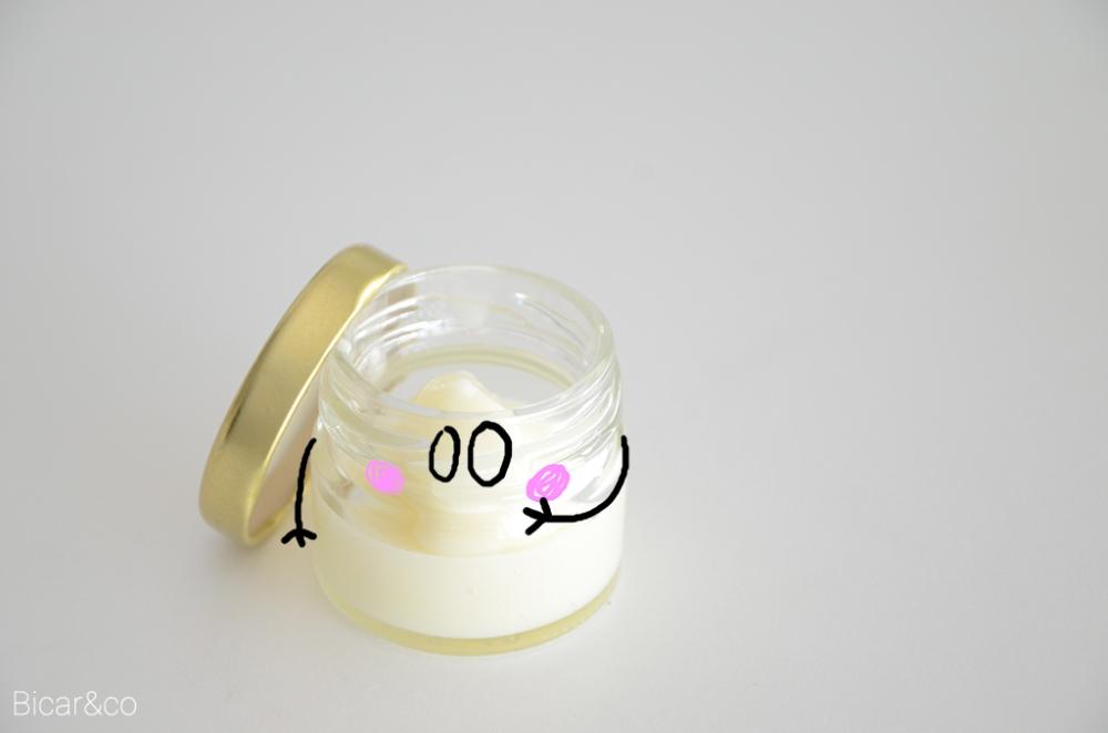 crème visage facile