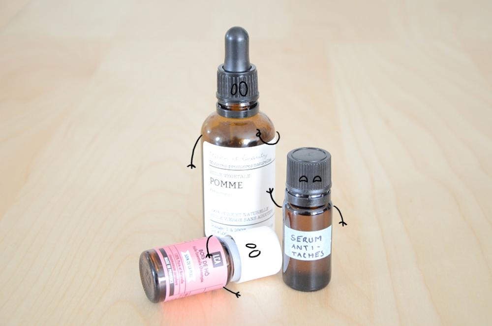 serum anti taches